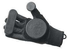 Triple 8 Sliders Longboard Gloves (Black, Large/X-Large)