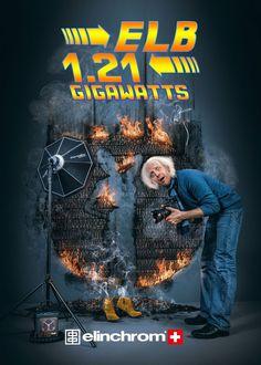 Elinchrom - ELB 400 - Power - promo shoot by the BUNOS - John Wilhelm / Christian Gerth / John Flurry / Jurek Gralak Strobing, Fire, Studio, Concert, Movie Posters, Pictures, Outdoor, Image, Funny Ideas