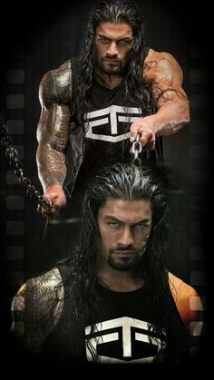 Roman Reigns...so painfully beautiful it hurts to look at him