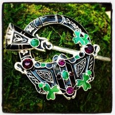 Irish Tara Brooch....