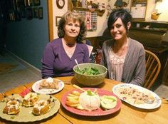 Mother, daughter share time, lessons in the kitchen - Herald-Whig -