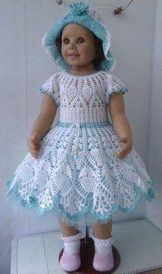 63 super Ideas for crochet skirt pattern kids doll clothes Crochet Baby Dress Pattern, Baby Dress Patterns, Crochet Baby Shoes, Baby Knitting Patterns, Pattern Dress, Baby Girl Dresses Diy, Baby Dress Clothes, Häkelanleitung Baby, Crochet Girls