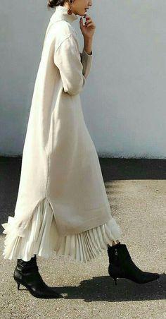 Modest Fashion, Hijab Fashion, Girl Fashion, Fashion Outfits, Womens Fashion, Fashion Design, Fashion Trends, Muslim Fashion, New Shape
