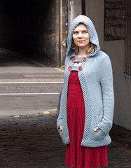 Ravelry: Melia pattern by Ysolda Teague