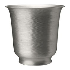 HASSELNÖT Plant pot - 24 cm - IKEA - makes a funny trash bin )
