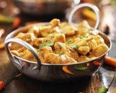 Poulet à l'indienne facile et rapide - Une recette CuisineAZ