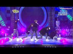 2PM vs Super Junior vs B2St Dance battle (aka- OH MY GOD SUJU <3)