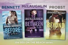 Cover Reveal: Sex on the Beach Series | Refreshingly Riki