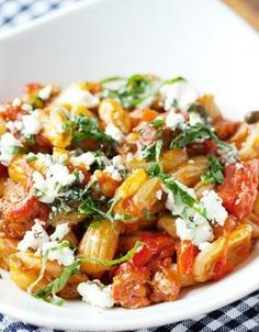 8 delicious pasta recipes to try!