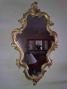 Miroir / Espejo / Mirror  - Idées en or