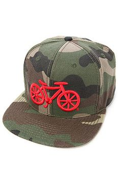 The Buy-Sicle Snapback in Woodland Camo by Society Original Products use rep code: OLIVE for 20% off!
