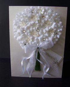 Great Wedding card - could be used for Mothers Day too