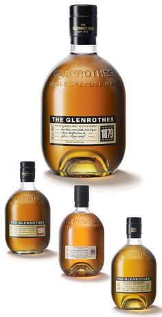 The Glenrothes Single Malt Whiskeys