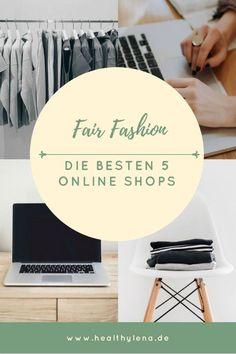 Mittlerweile gibt es zahlreiche Online Shops, in denen du nachhaltige Kleidung kaufen kannst. Heute zeige ich dir meine liebsten 5 Fair Fashion Online Shops, in denen du nachhaltig faire Mode shoppen kannst: Eco Mode auch in vegan! Nachhaltigkeit leicht gemacht. #fairfashion #fashion #vegan #shoppen