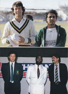 Vintage Photos of Pak Cricketers.but you have to guess who it is! - Page 9 Imran Khan Pakistan, Pakistan Zindabad, Imran Khan Cricketer, History Of Pakistan, Shahid Afridi, Cricket Update, World Cricket, Classy People, Cricket Sport