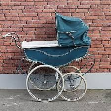Image result for vintage pedigree pram images