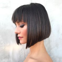 Nina Dobrev Has the Coolest Parisian Bob Now | Glamour