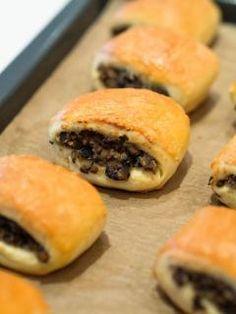 Paszteciki drożdżowe z kapustą i grzybami   Dr. Oetker: Blog Kulinarny Pani Tereska