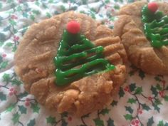 Diana's PEANUT BUTTER COOKIES * Gluten-Free and can also be Sugar-Free * fast & easy * smooth and/or crunchy peanut butter