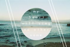 this is from a worship song but I love it