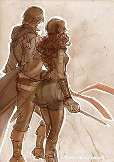 Arno & Elise.