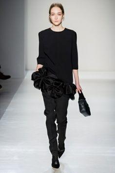 Sfilata Victoria Beckham New York - Collezioni Autunno Inverno 2014-15 - Vogue