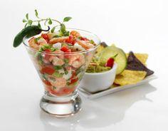 Shrimp and Crab Ceviche Recipe Clam Recipes, Shrimp Recipes, Fish Recipes, Mexican Food Recipes, Appetizer Recipes, Appetizers, Lobster Recipes, Mexican Dishes, Recipes