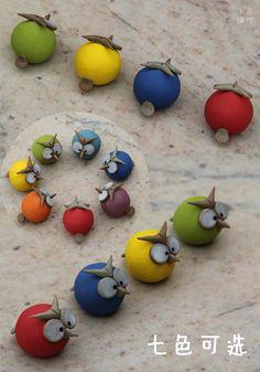 Main en céramique lambling décoration poterie hibou animal thé animal plantes charnues décoration 7 dans   de   sur AliExpress.com | Alibaba Group Pottery Animals, Ceramic Animals, Clay Animals, Pottery Teapots, Ceramic Teapots, Ceramic Bowls, Diy Ceramic, Ceramic Pottery, Biscuit