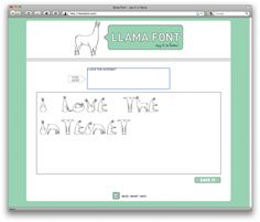 If you're designing a website or invoice or business card, how awesome…