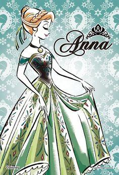 70ピース ジグソーパズル プリズムアートプチ アナと雪の女王 アナ-Anna-(10x14.7cm)