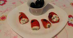 Mis Recetas: Mini paprikas rellenos