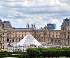 Europe's most-visited tourist attractions: No. 5 Musee du Louvre, Paris, France