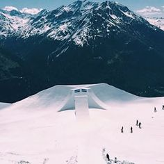 Would you step to this feature? A heavy crew gathered to take on this beast including @markmcmorris, @grilo, @wernistock, and more to film for Mark's upcoming film project. #Austria