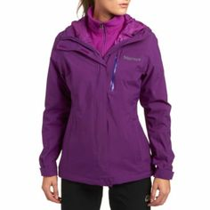 The Women's Ramble Component Jacket from Marmot features a 2 layer construction and removable fleece, allowing you to adapt to changing weather conditions. 3 In 1 Jacket, Coat, Christmas, Jackets, Black, Ideas, Women, Fashion, Xmas