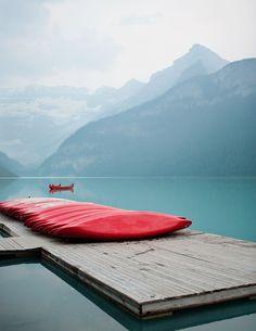 Lake Louise, Alberta, Canada: