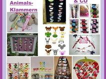 ♥Happy Animals Klammern &CO♥