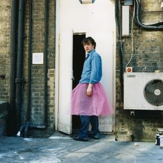 Dylan Moran, ladies and gentleman. Three weeks ago, I fell in love with this Irishman. Dylan Moran, Tamsin Greig, British Comedy, Dapper Gentleman, Pink Tutu, Black Books, Lady And Gentlemen, Celebs, Celebrities