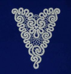 Stenciling, Bobbin Lace, Bruges, Irish Crochet, Diamond, Jewelry, Crochet Dresses, Lace, Needlepoint