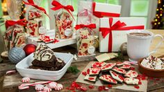 Peppermint Bark and Peppermint Candy | Home & Family / Hallmark Channel