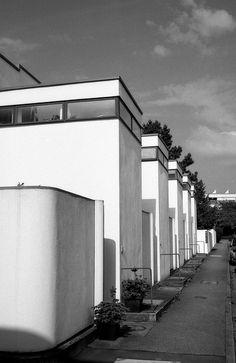 Terraced houses by J.J. Oud / 1928