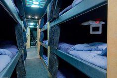 Tour Bus Interior, Interior And Exterior, Converted Bus, Luxury Bus, Luxury Travel, Used Bus, Small Space Interior Design, Victoria, Rv Living