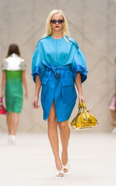 The Burberry Prorsum Womenswear Spring/Summer 2013 Show