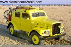 1954 Volvo Hogster by classiccars2sale, via Flickr