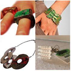 EL MUNDO DEL RECICLAJE: Reciclar Chatarra electrónica