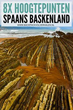 8x hoogtepunten van Spaans Baskenland: tips voor een rondreis Spain Holidays, Basque Country, Bilbao, Spain Travel, The Good Place, Travel Inspiration, Places To Go, Road Trip, Algarve