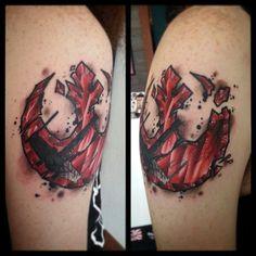star wars tattoo xwing - Google Search