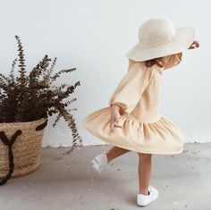 Who doesn't love little girls and their sweet dresses? #kids #fashiongirls #styletrends Find more inspirations at www.circu.net