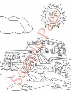 stampede of horses coloring pages - photo#21