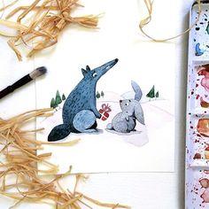 """Под заказ в проект """"Счастливые Сказки"""": волк, шапочка, бабка, дедка, репка и итд"""