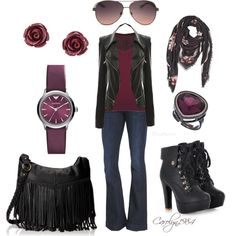 """""""Can It Be Fall Now? III"""" by carolyn1984 on Polyvore"""